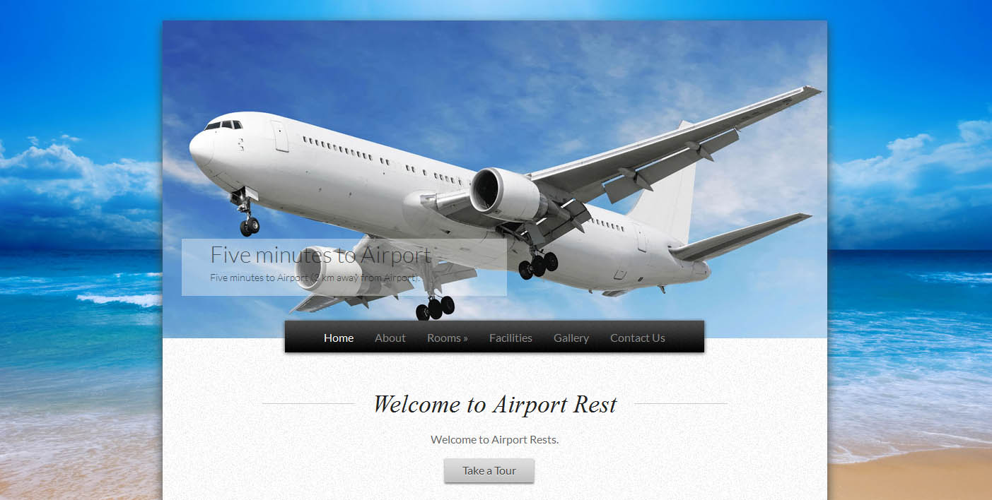 airportrest.com