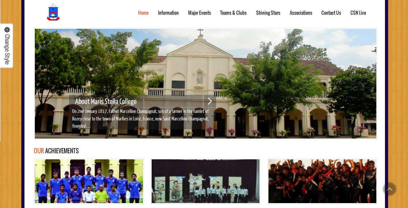 Maris stella college