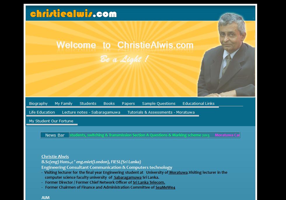 www.christiealwis.com