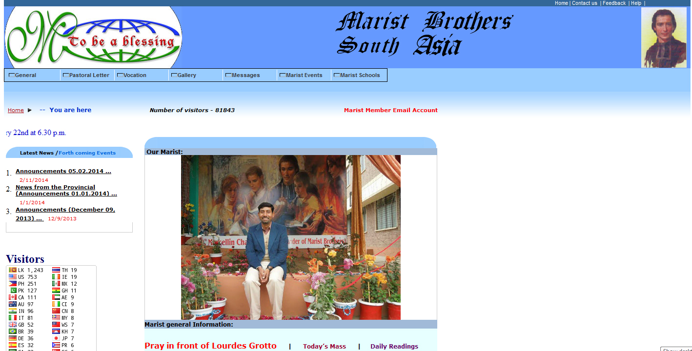 Marist Brothers South Asia